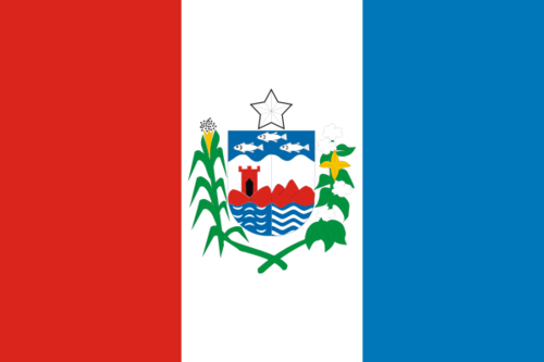 Flag of Alagoas (Brazil)
