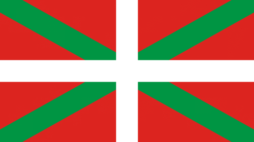 Flag of Basque (Spain)
