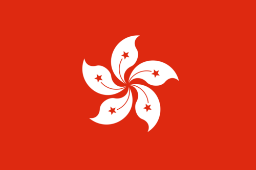 Flag of Hong Kong SAR (China)