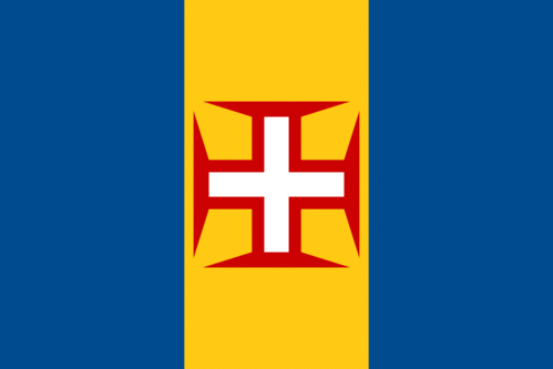 Flag of Madeira (Portugal)