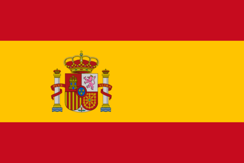 Flag of Spain - Bandera de España