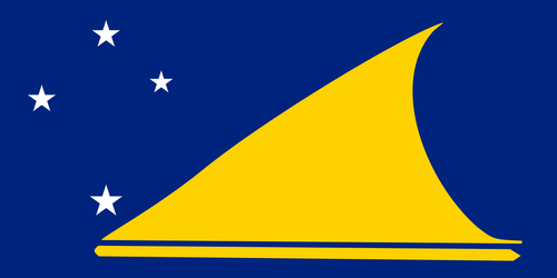 Flag of Tokelau