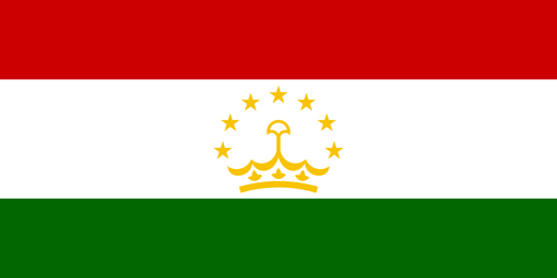 Flag of Tajikistan